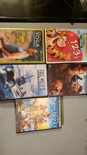 Free DVDs Must take all for Sale in West Palm Beach, FL