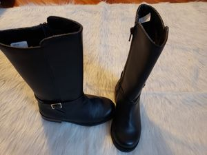 Gymboree girls riding boots size 11 for Sale in North Andover, MA