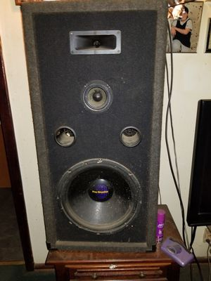 Big speakers for Sale in Indianapolis, IN