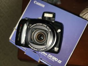 Canon Digital Camera for Sale in Brandon, FL