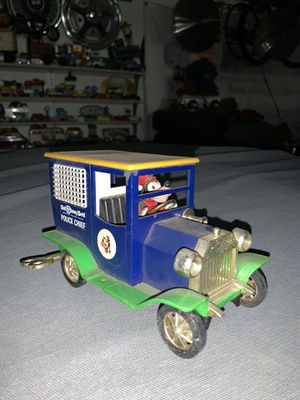 vintage goofy disney world police collectable for Sale in Waterford, CA