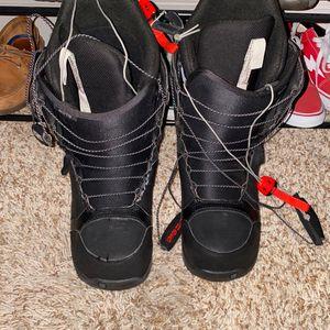 Burton Moto Snowboard Boots (Size 10 US Men) for Sale in Clovis, CA