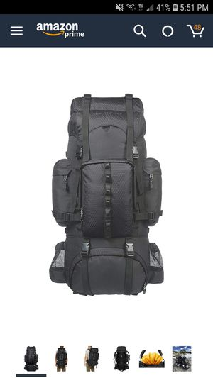 Backpack Amazon for Sale in St. Petersburg, FL