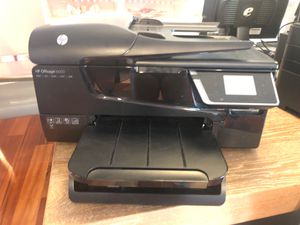 PRINTER - Officejet 6600 All-in-One for Sale in West Palm Beach, FL
