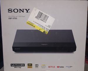 Sony Ultra HD 4K Blu-ray player for Sale in Stockton, CA