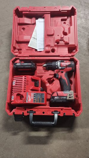 Milwaukee Brushless Drill kit for Sale in Denver, CO