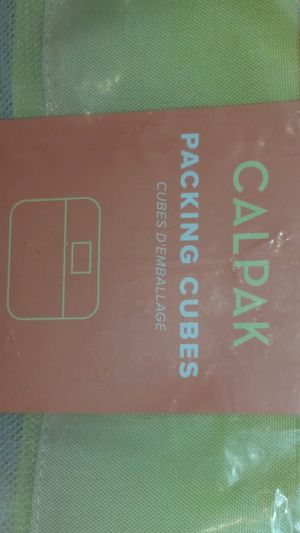 CALPAK Packing Cubes🌟3 Piece Set🌟NEW for Sale in Puyallup, WA