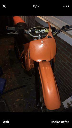 1996 ktm 125 2 stroke for Sale in Philadelphia, PA