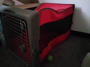 Soft dog crate for Sale in Columbus, OH