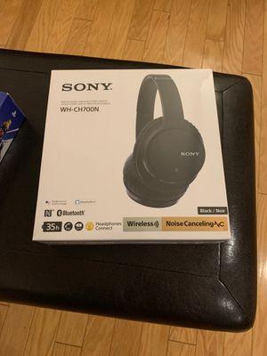 Sony WH-CH700N Headphones for Sale in Stone Ridge, VA