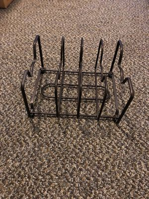 Rack for pans/lids for Sale in San Francisco, CA