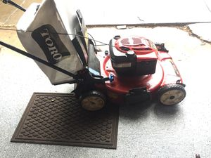 Low mower equipment toro for Sale in Irving, TX