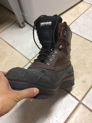 Work boots; Thinsulate brand and Rothco for Sale in Stoughton, MA