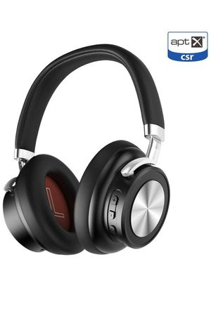 Deep Bass Bluetooth Headphones Over Ear,Noise Cancelling Bluetooth v5.0 Headsets, Over Ear Wireless Headphones with Mic, Quick Charge, Voice Assistan for Sale in Alhambra, CA