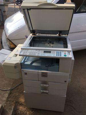 Ricoh Aficio MP2500 B&W Copier Copy Machine for Sale in Fresno, CA