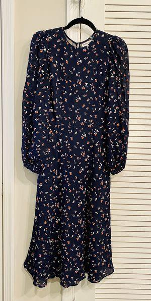Reformation Navy Floral Print Dress for Sale in Kensington, MD