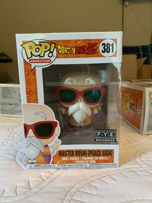 Dragon Ball Z Funko pops! for Sale in Manchaca, TX