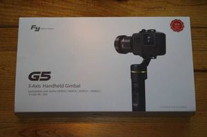 Feiutech G5 GoPro Gimbal for Sale in Brookline, MA