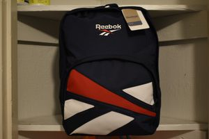 NEW W TAGS REEBOK BACKPACK for Sale in Fitchburg, MA