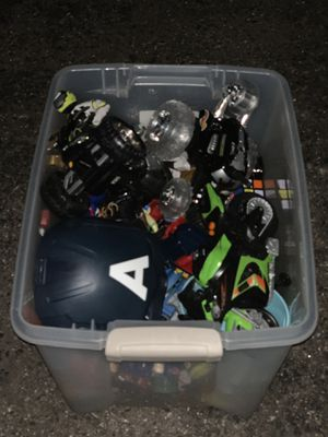 Literally a Whole Box Full Of Toys For Boys for Sale in Bloomfield, NJ