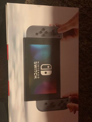Nintendo switch + 2 games for Sale in Charlotte, NC