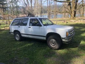 1994 S10 Chevy Blazer 4door for Sale in Cascade Locks, OR