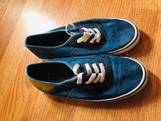 Blue vans shoes for Sale in Peoria,  IL