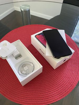 iPhone X 256GB for Sale in Gaithersburg, MD