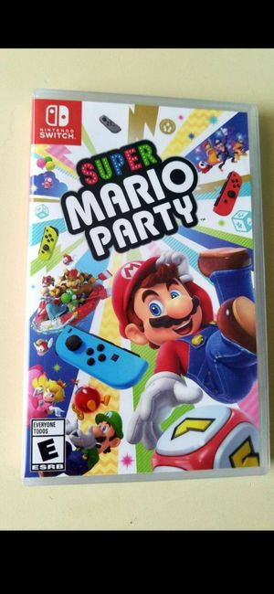 Mario Party   Nintendo Switch for Sale in Bensenville, IL