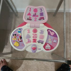 Baby Laptop Disney Minnie Mouse And Friends for Sale in Delaware, OH