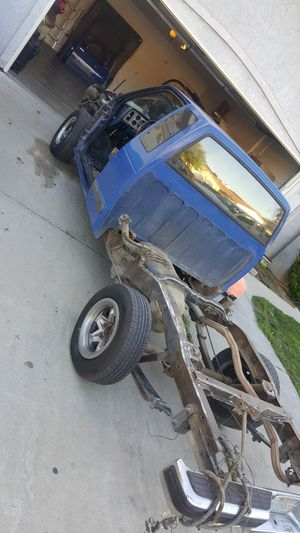 Parting out GMC S15 for Sale in Gilroy, CA