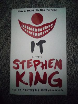 Stephen King's Novel It for Sale in Virginia Beach, VA
