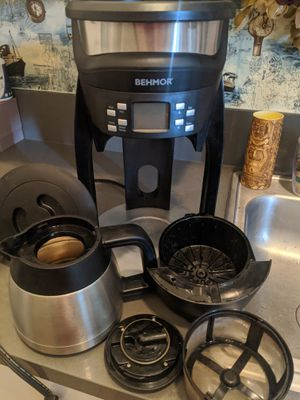 Behmor coffee maker for Sale in Los Angeles, CA