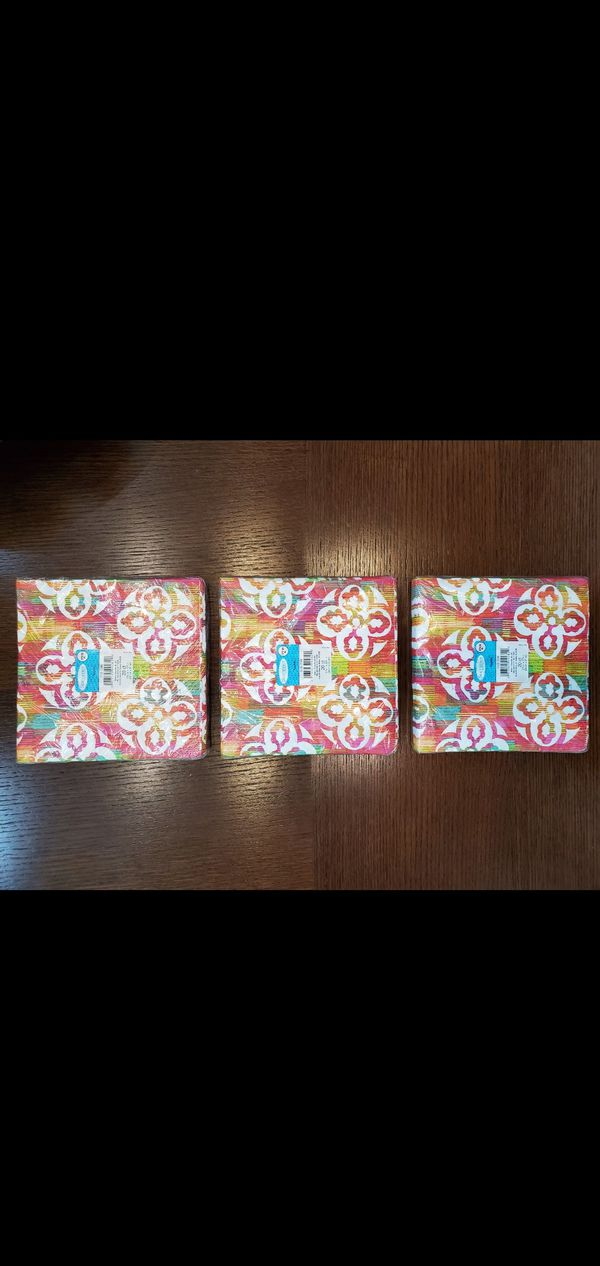 Summer Flannel Backed Vinyl Tablecloths (Pick & Choose)