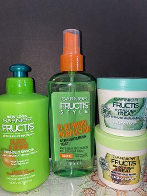 Garnier Fructis Hair Beauty Bundle ✨ for Sale in Anaheim, CA