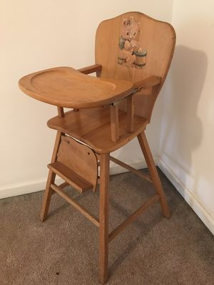 Antique High Chair for Sale in Gaston, SC