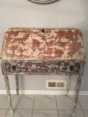 Desk: secretary style for Sale in Tinton Falls, NJ