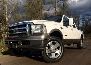 2006 Ford F-250 King Ranch RUST FREE for Sale in Dulles, VA