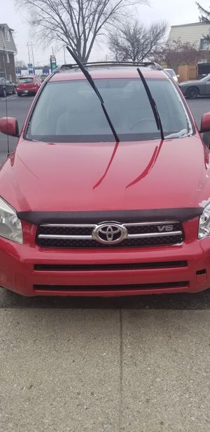 2007 Toyota RAV4 limited edition for Sale in Avon, IN