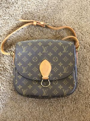 Louis Vuitton Crossbody Purse - 100% Authentic for Sale in Revere, MA