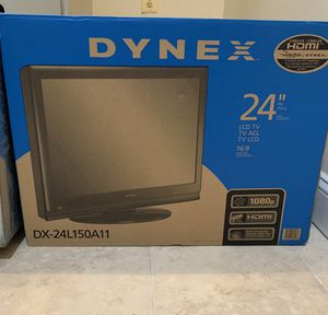 Dynex 24 Inch LCD TV for Sale in Washington, DC