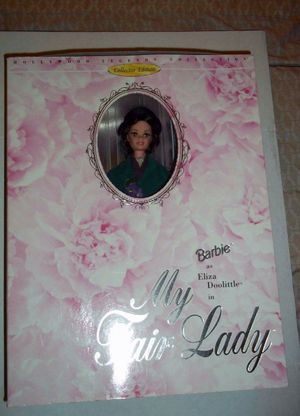 Barbie® Doll as Eliza Doolittle from My Fair Lady™ as the Flower Girl for Sale in Austin, TX