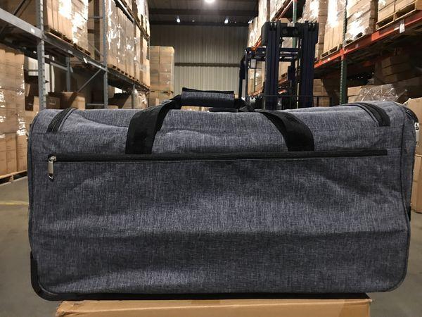 MAVII DUFFLE BAG ( refurbished )