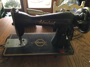 Admiral Star Sewing Machine for Sale in Raleigh, NC