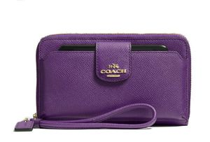 Coach Phone Wristlet for Sale in New York, NY