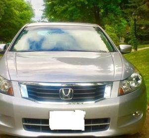 P,e,rfectlyyShape 2008 Honda Accord EXL FWDWheels,-CoolCl,eanTitle, for Sale in Washington, DC