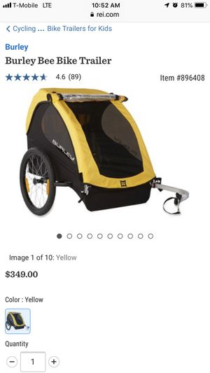 Bike trailer for Sale in Miami Lakes, FL