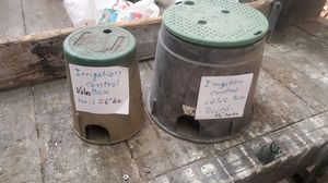 Irrigation control boxes, in ground type for Sale in Pomona, CA