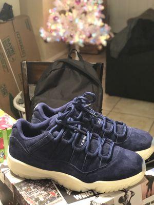 Nike Jordan Retro 11 lows for Sale in San Angelo, TX