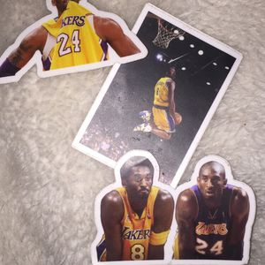 Kobe Bryant Sticker Set for Sale in Bend, OR